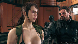 MiniОбзор: Metal Gear Solid V: The Phantom Pain