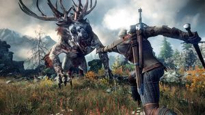 MiniОбзор: The Witcher 3: Wild Hunt