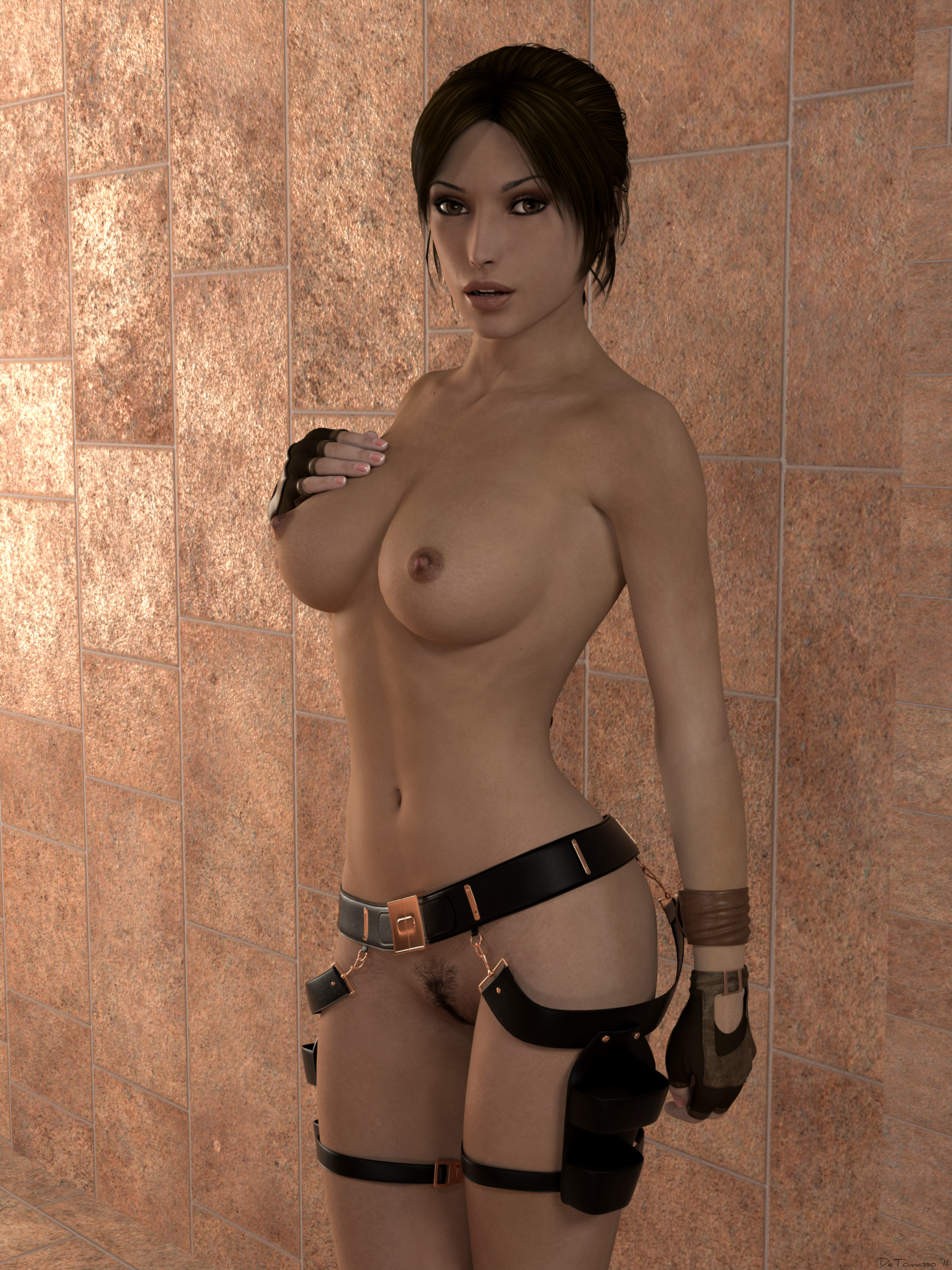 Lara croft tied tube porncraft gallery