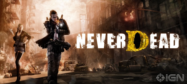 ������� NeverDead � ������� ���������
