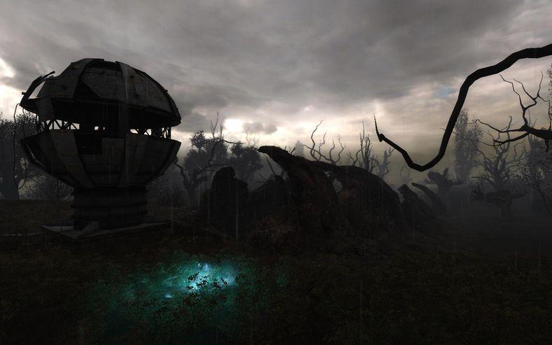 S.TA.L.K.E.R.: Shadow Of Chernobyl - New Level Changer v6.