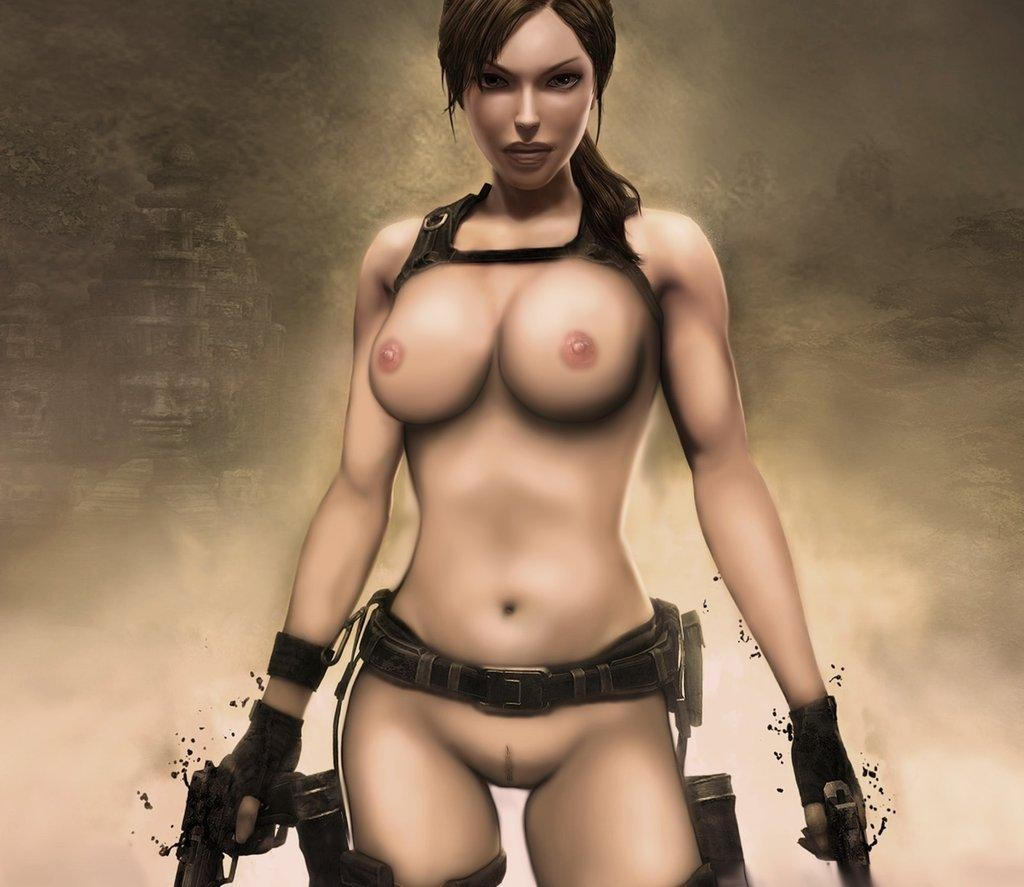 Lara croft toons pics adult tube