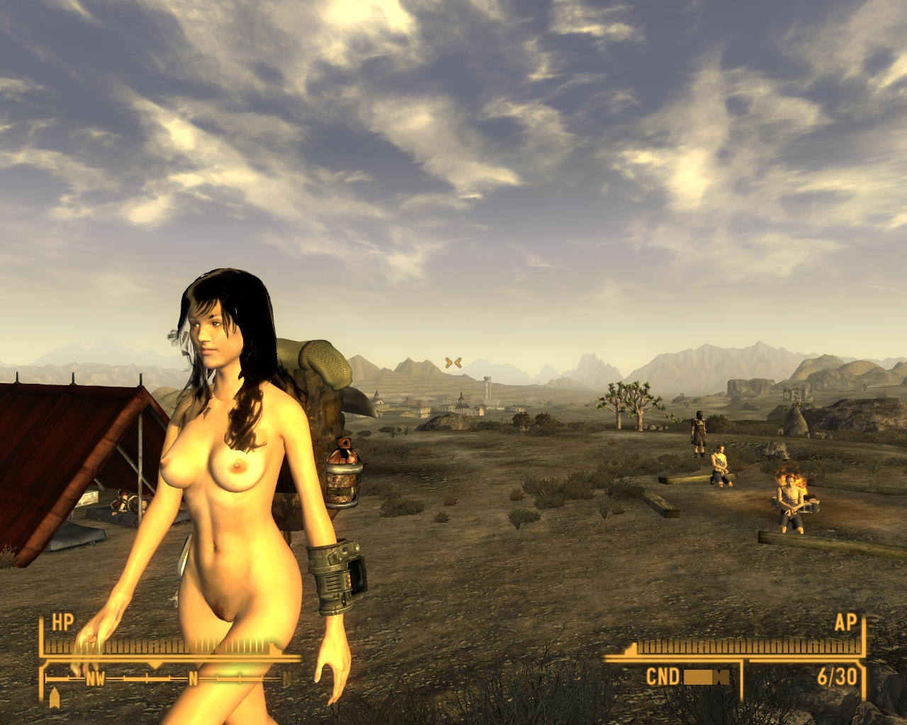 Fallout new vegas nude women sexual image