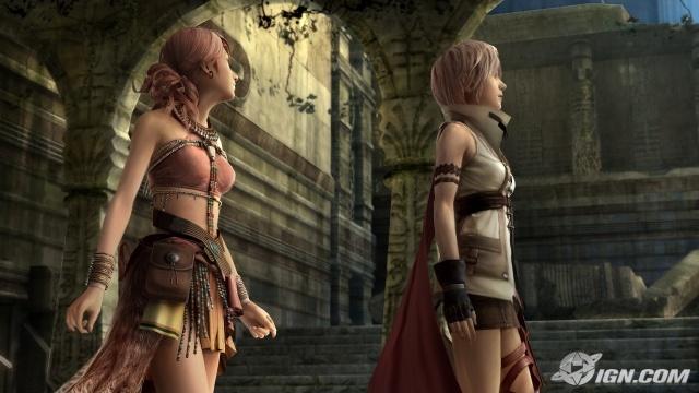 Final Fantasy XIII останется без DLC, работа над FF Versus XIII уже кипит